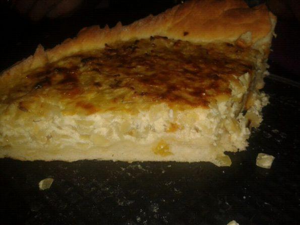Zwiebelkuchen 2